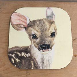 Nadine Sutterby – Baby Deer Coaster